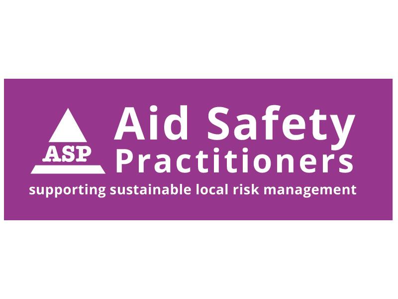 Aid Safety Logo Design