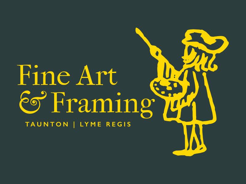 Bespoke Framing Logo Design
