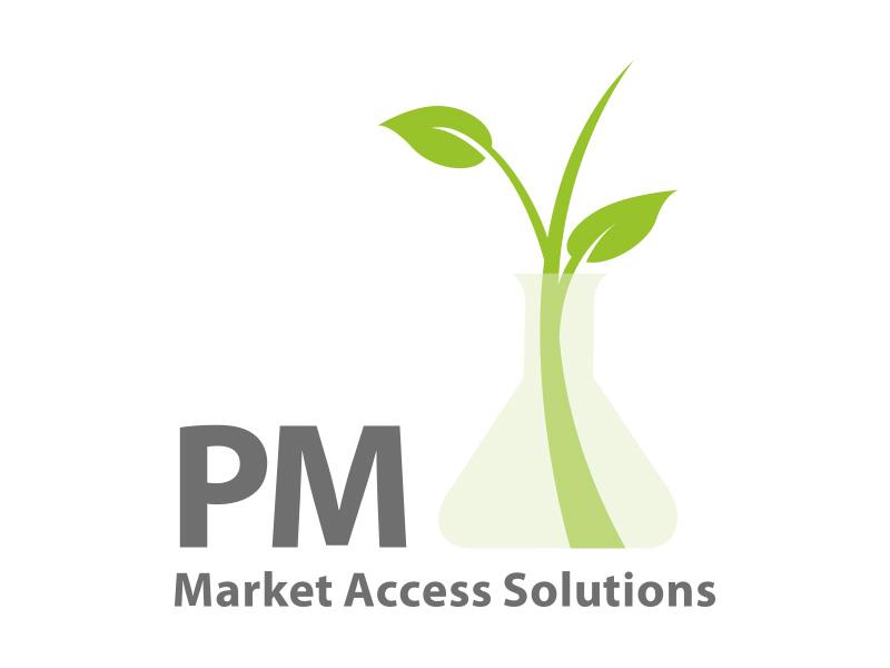 Pharmaceutical Market Access Logo Design