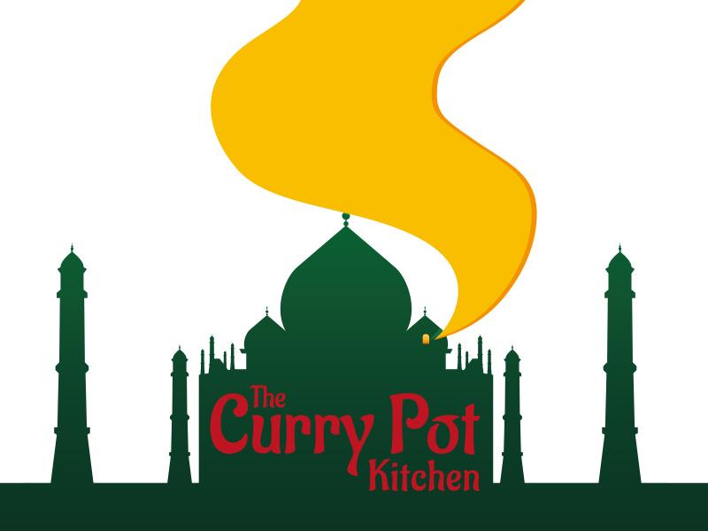 Mobile Curry Logo Design