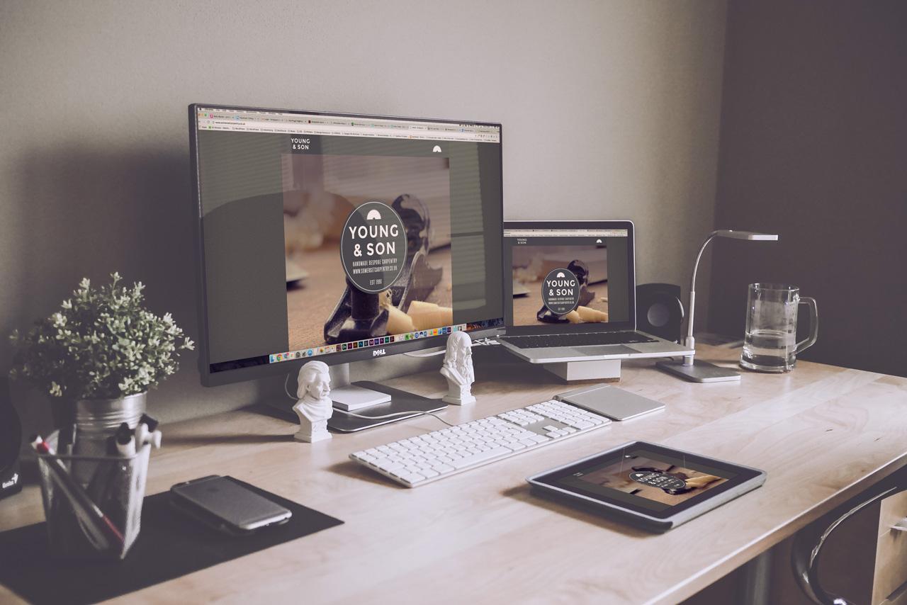 Affordable Responsive Websites Taunton Somerset