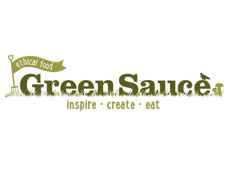 Ethically Sourced Food Business Logo Design