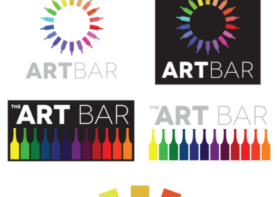 Art Bar Logo Concepts