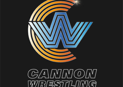 Cannon Wrestling Group Logo