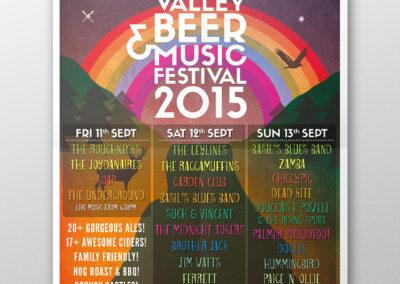 Beer Festival Poster Design
