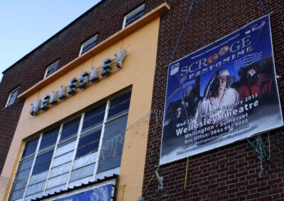 Pantomime Banner Design