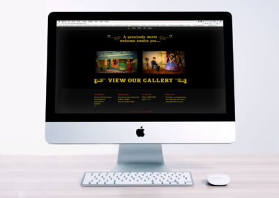 Victorian Portrait Company Website