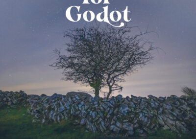 Waiting For Godot Poster Design for Theatre Nation
